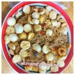 Pancit Sardinas ( Sardines noodles)