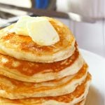 These easy fluffy pancakes are fool-proof and are guaranteed to make your mornings more delightful.