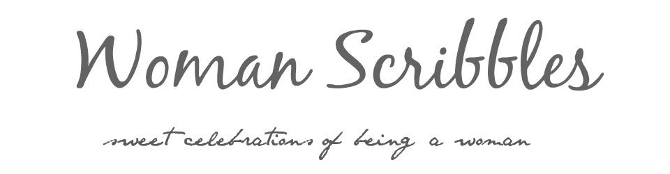 Woman Scribbles