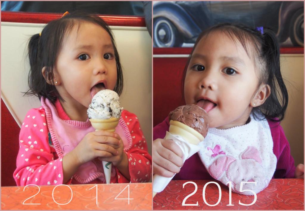 ice cream halfmoon