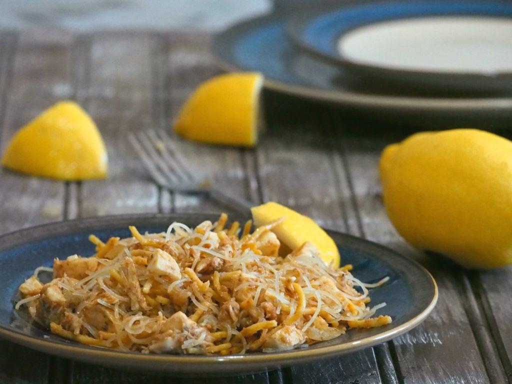 Pansit Sardinas recipe