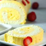 How to Make Mango Cake Roll