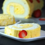 mango cake roll