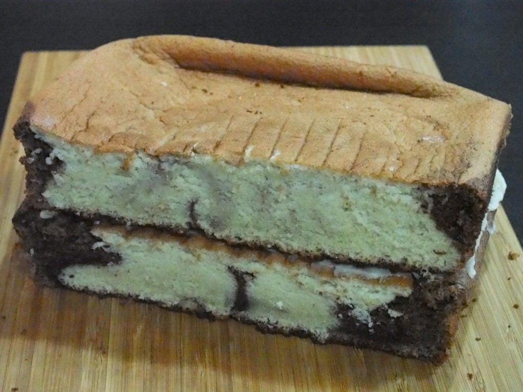 chiffon layer cake
