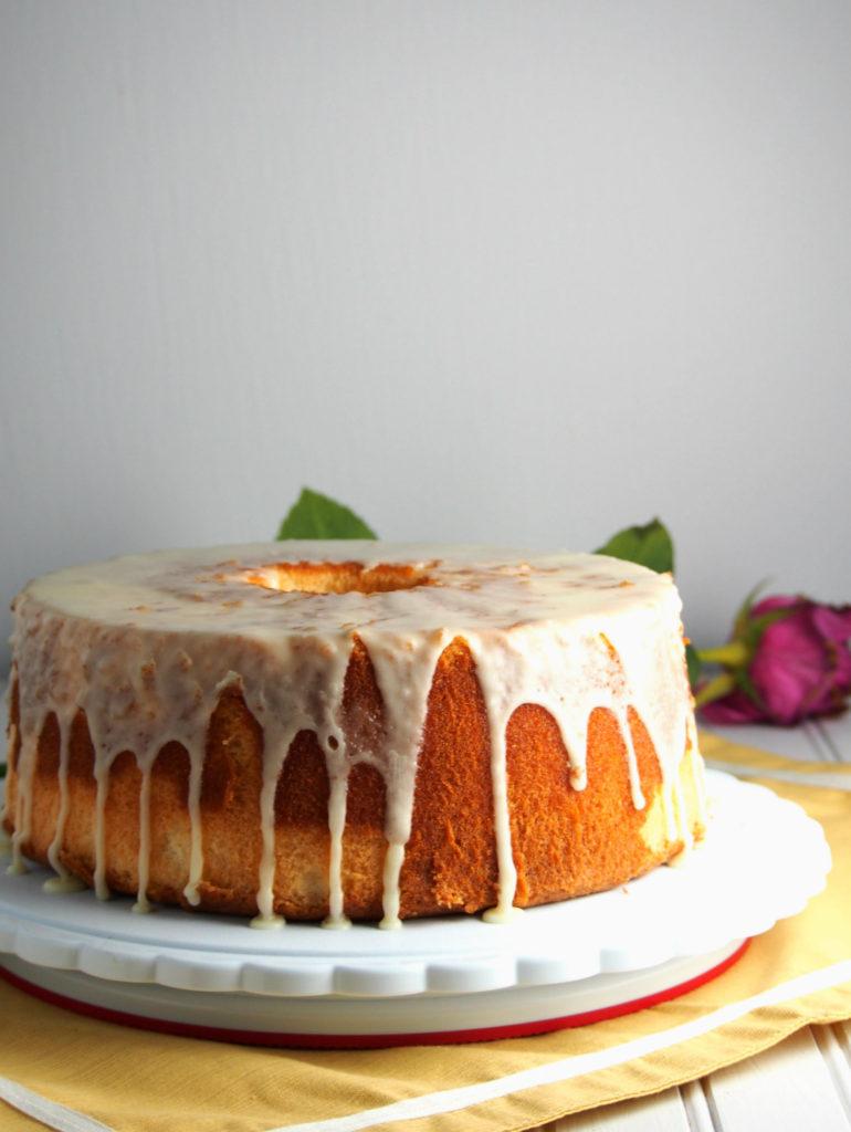 chiffon cake pineapple