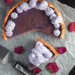 Ube Custard Pie Recipe