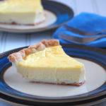 Easy Egg Pie Recipe
