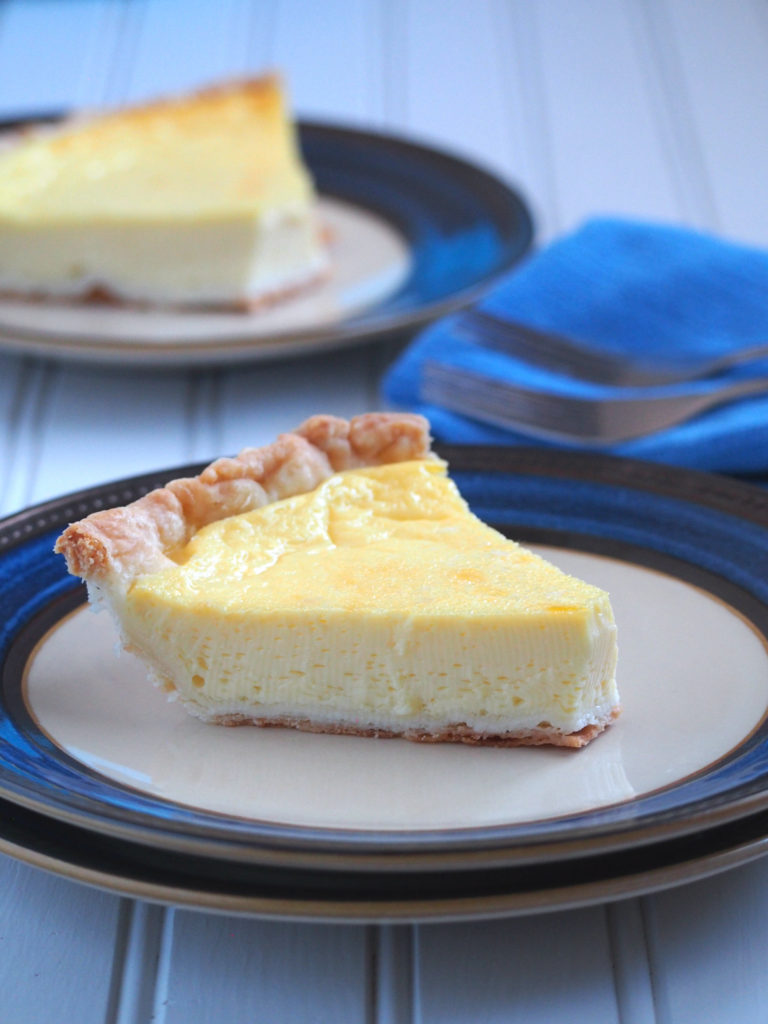 easy egg pie that is simple yet tasty. It is a simple dessert for your week day meals.