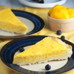 Mango Mousse Tart Recipe