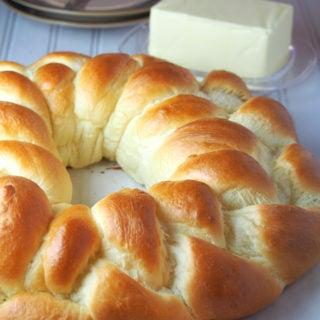 braided brioche recipe