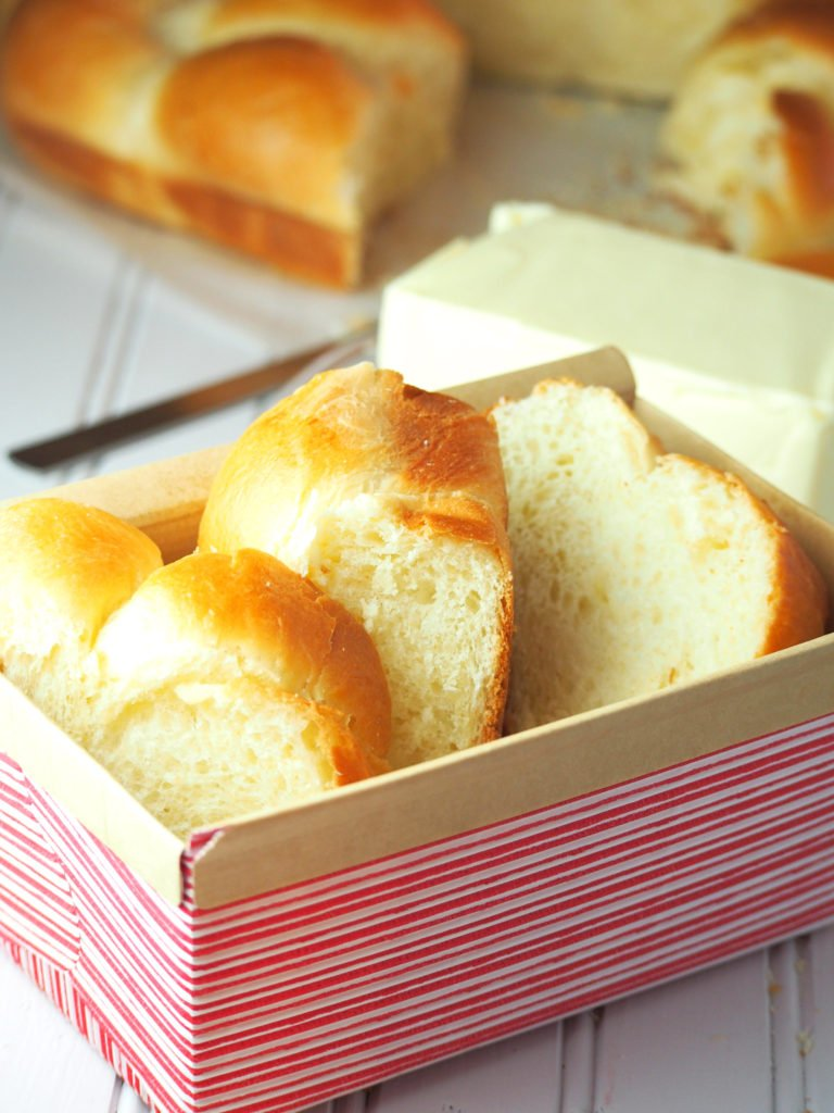 braided Brioche Recipe
