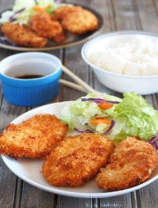 Chicken Katsu Recipe with Sweet Soy Dipping Sauce