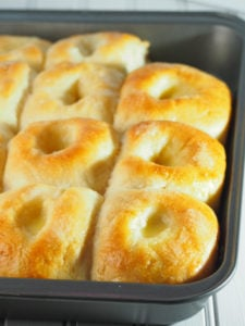 Soft and Buttery Sugar Buns