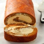 Coffee Swiss Roll