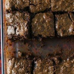 Best Ever Chocolate Brownies