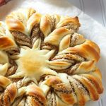 Almond Star Bread