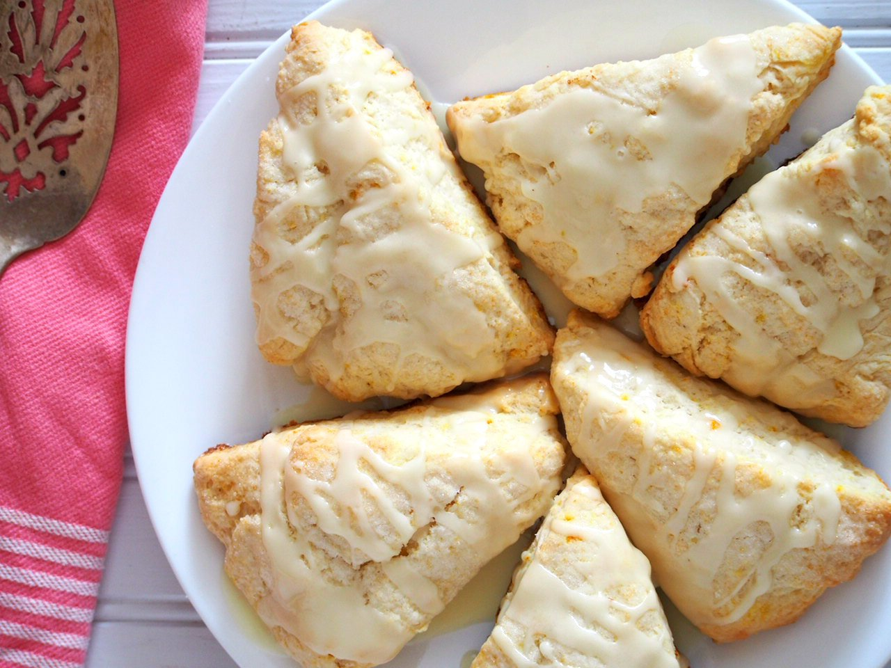 These melt in your mouth Honey Scones are even more delightful glazed with citrusy sweet calamansiglaze. Have them for breakfast, snack or even as desserts, you can't go wrong with these delicious treats any time of the day.
