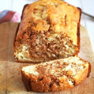 In need of a quick and easy baking on a weekday? This simple, tasty and moist Chocolate Marble Cake Loaf is what you need! This is a nice, sweet treat that is enough to fix a sweet craving without being too indulged.