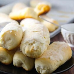 Sweet Cheese Rolls