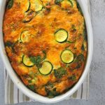 Vegetable Egg Breakfast Casserole