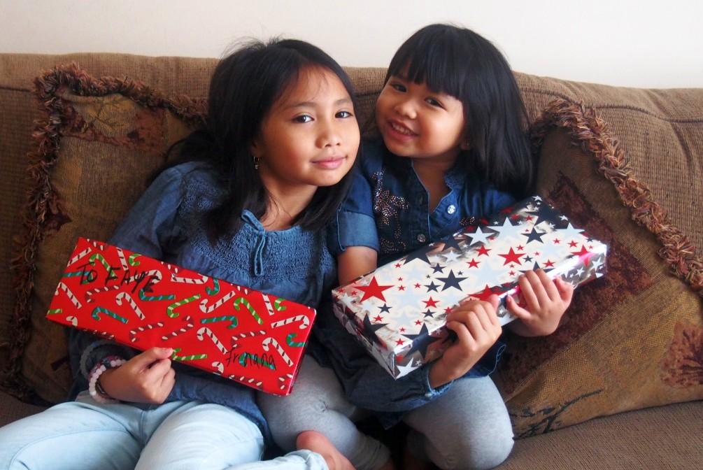 sisters Christmas 2019