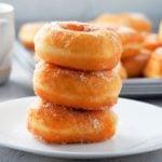 Basic Fried Donuts