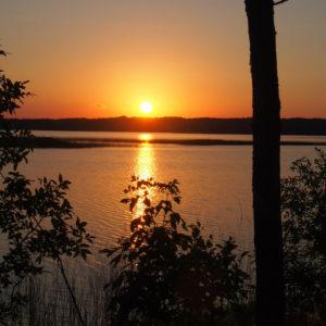 Adam lake Manitoba